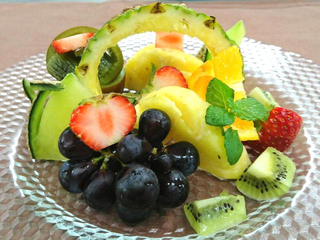 ◆フルーツ盛り合わせ(イメージ写真)