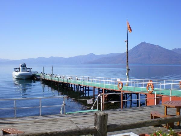 ◆水中遊覧船/遊覧船乗り場