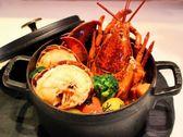 ◆オマール海老のビスク/当プランでしか味わえない!クリスマス限定メインディッシュ(2名盛りイメージ)