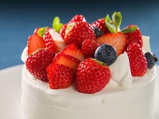 ◆パティシエ・ラボ特製ホールケーキ♪(イメージ写真)