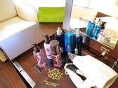 ◆アメニティー/女性も男性も嬉しい豊富なアメニティーはお部屋に常備!
