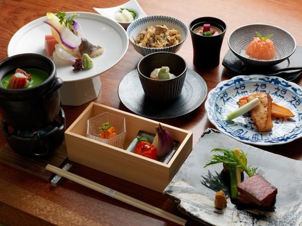 ご夕食(イメージ写真)/期間限定!お手軽和食「季節の膳」