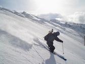 ◆スキー(イメージ写真)/スキーやスノーボードの後は温泉満喫