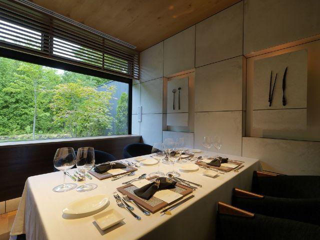 ◆食事は個室でゆったりと(イメージ)